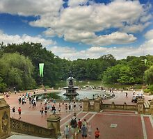 Central Park Postcard by gkilkis