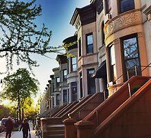 Brooklyn Neighborhood by gkilkis
