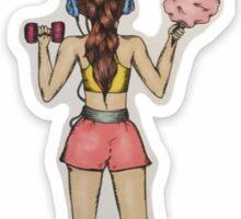 Happy healthy! Sticker