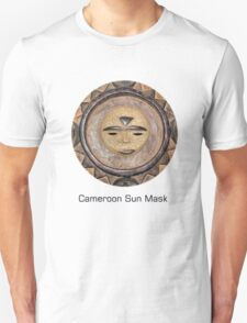Sun Mask from Cameroon T-Shirt
