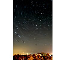 Nights in Salvo Photographic Print