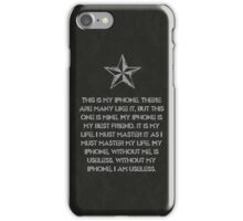 This is my iPhone iPhone Case/Skin