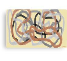 Twyned Canvas Print