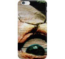 Feels Like I Gotta Lil' Sumthin' In My Eye! iPhone Case/Skin