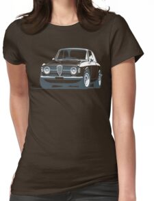 Alfa Romeo GT Womens Fitted T-Shirt