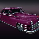 Crazy Colored Chrysler by Mike Capone