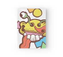 Burstin by Kevin Berquist Hardcover Journal