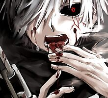 Kaneki The taste of Blood by S4beR