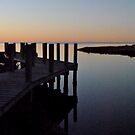 Pamlico Sunset by Robin Black