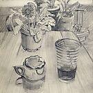 Back Porch Table by Trevett  Allen
