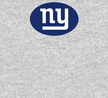 ny - GIANTS - Blue Euro Sticker Unisex T-Shirt