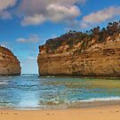 Loch Ard Gorge Panorama by Phil Thomson IPA