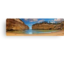 Loch Ard Gorge Panorama Canvas Print