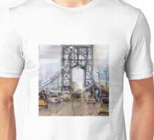 George Washington Bridge - New Jersey Unisex T-Shirt