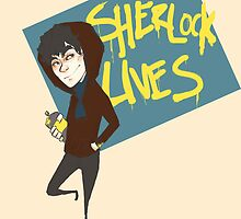 Sherlock Lives  by Bskizzle