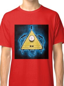 Bill Cipher Another creepy thing from ............. Classic T-Shirt