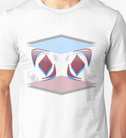 3D Black Dyemin Unisex T-Shirt