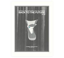 Back To The Future: Pt. II Art Print