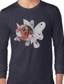 Angry Seaking Long Sleeve T-Shirt
