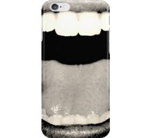 Let Me Hear You Shout iPhone Case/Skin