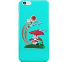 Red Mushie - iPhone iPhone Case/Skin