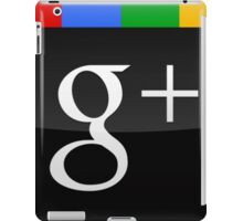 google promo G+ iPad Case/Skin