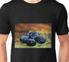 Blueberries - Still Life Unisex T-Shirt