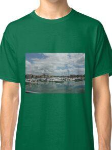 Quiet Marina Reflections Classic T-Shirt