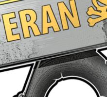 Battlefield Veteran Sticker