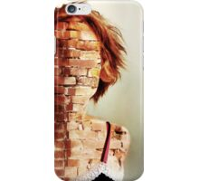 Complexity in a jaded world iPhone Case/Skin