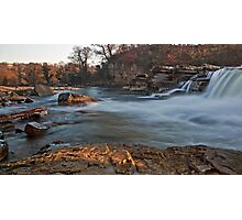 River Swale at Richmond Photographic Print