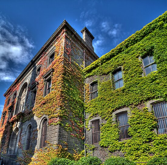 Victoria Barracks Melbourne by collpics