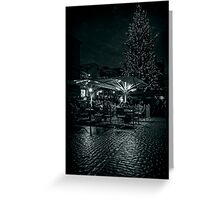 Covent Garden Christmas Greeting Card