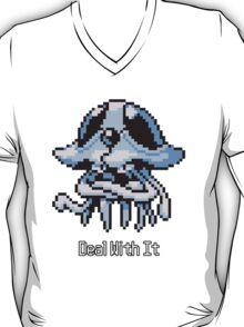 Tentacruel - Deal With It T-Shirt