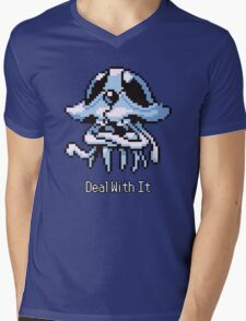 Tentacruel - Deal With It Mens V-Neck T-Shirt