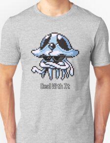 Tentacruel - Deal With It (w/ Sunglasses) T-Shirt