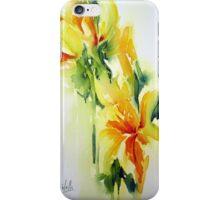 Daffodil-3 iPhone Case/Skin