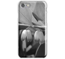 White Bells Flower iPhone Case/Skin