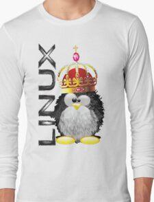 Linux - King Long Sleeve T-Shirt