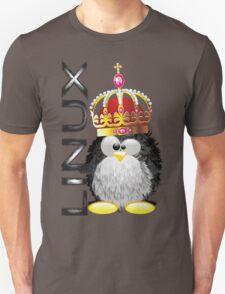 Linux - King T-Shirt