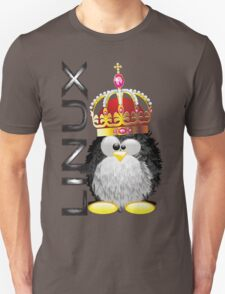 Linux - King T-Shirt