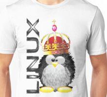 Linux - King Unisex T-Shirt