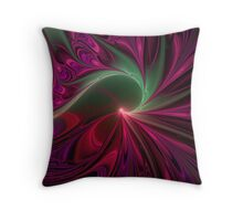 Wild Berry Stir! Throw Pillow