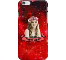 Sassy Abby iPhone Case/Skin