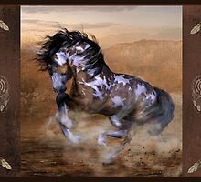 Painted Pony Redux by Shanina Conway