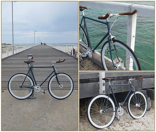 Beach Bike by RobsVisions