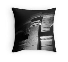 All Saints by night Throw Pillow