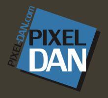 Pixel Dan Logo by PixelDan