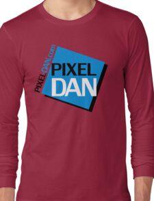 Pixel Dan Logo Long Sleeve T-Shirt