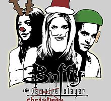 Buffy the Christmas Slayer! by Vixetches